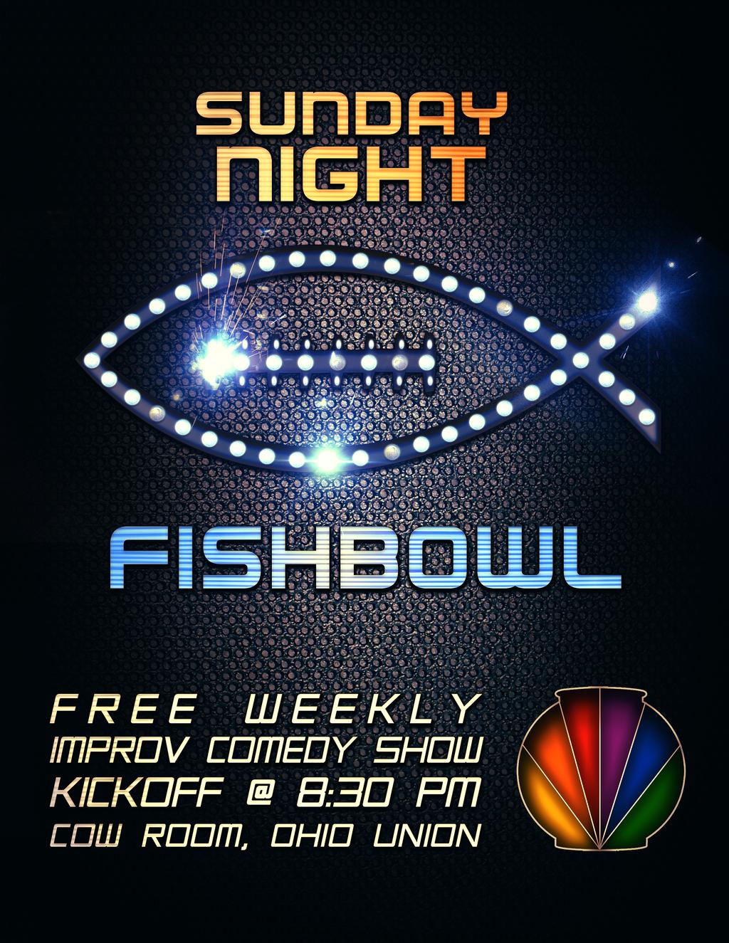 Sunday Night Fishbowl (Fall Season Flyer) by TylerClementi on ...