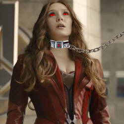 Scarlet Witch: Mind Control Collar by Renegade555