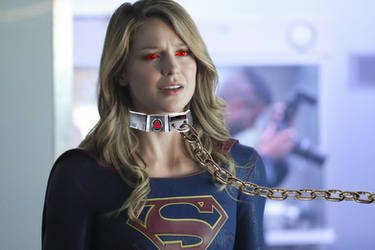 Supergirl: Mind Control Collar by Renegade555
