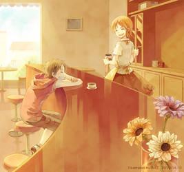 Cafe by coumori