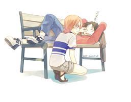 Nap by coumori