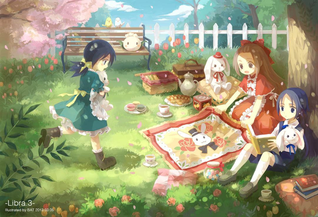 Teatime by coumori