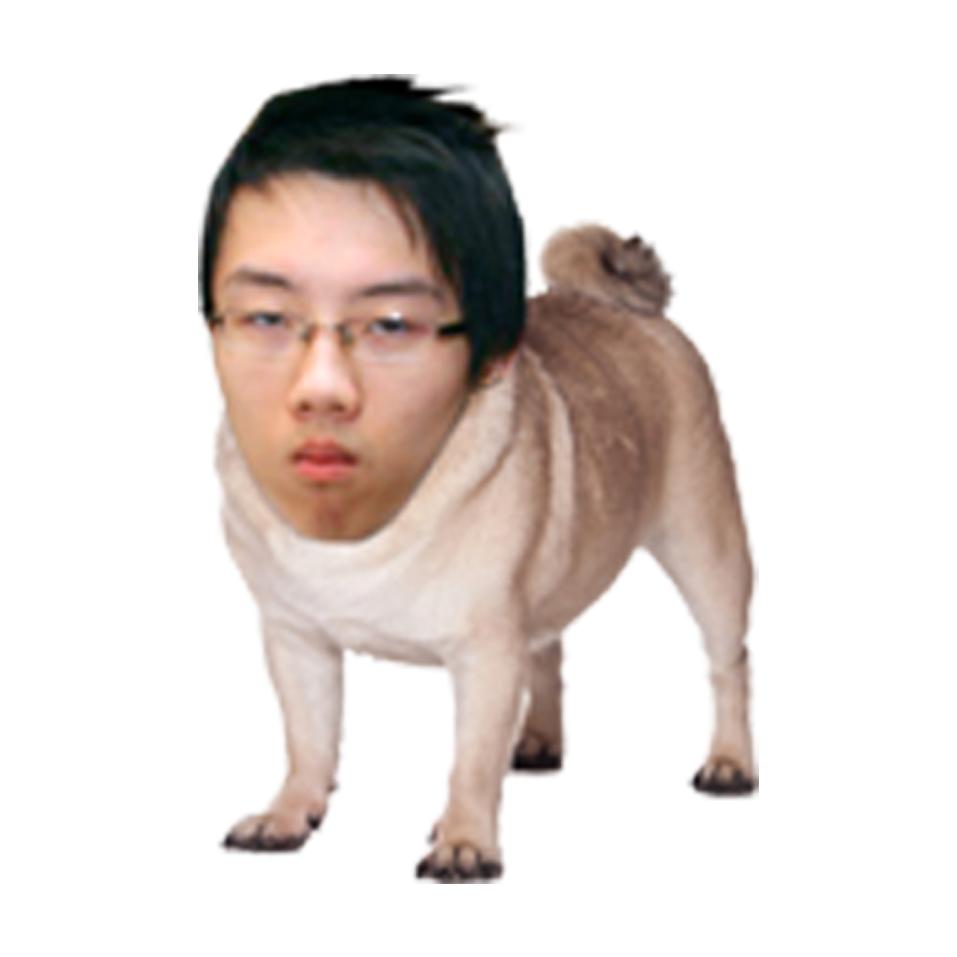 Dog Ken Logo by Yoyodan