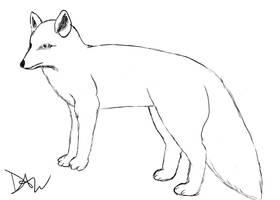 Fox by Yoyodan