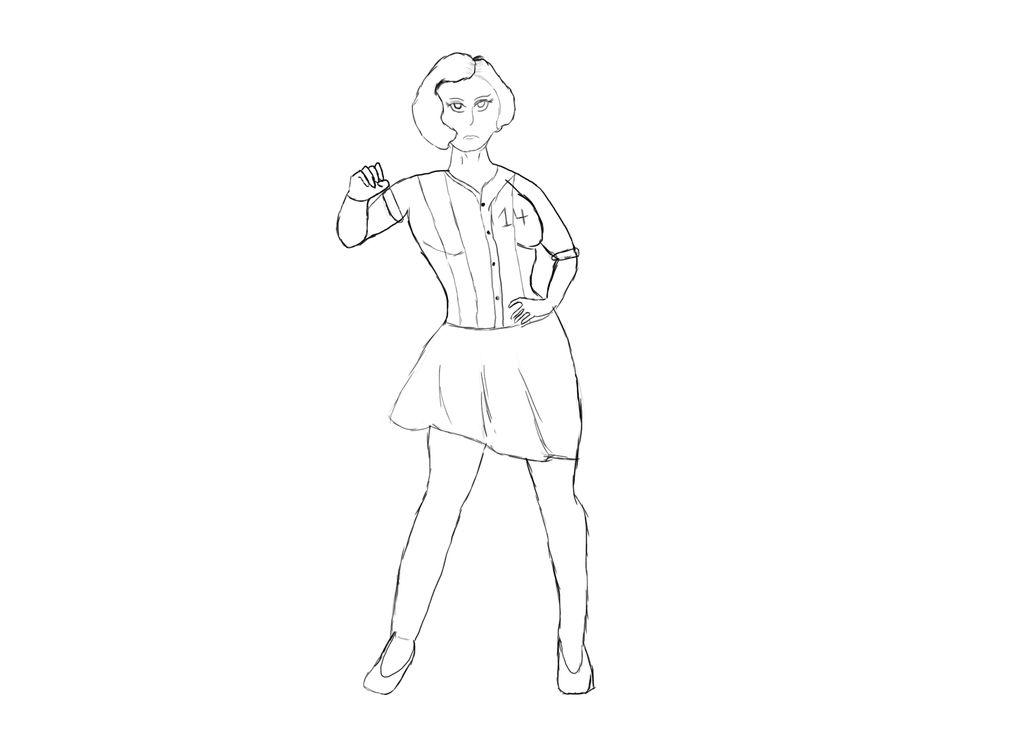 Female Character by Yoyodan