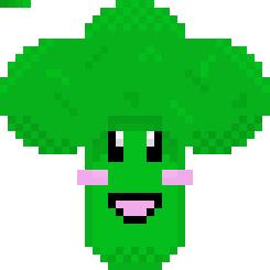 Broccoli Chan by Yoyodan