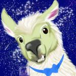 Llama Time (100 Watchers) (Read desc.) by PurpleAlphaWolf