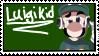 Luigikid Stamp by aurajackal
