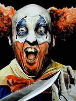 Killer Clown by Tomoran