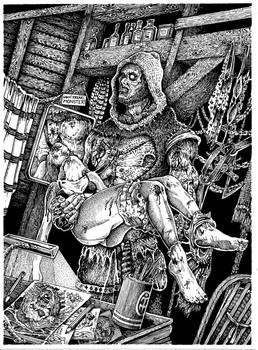 Frankenstein's Monster - Hero