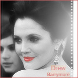 Drew Barrymore-icon by YZH619
