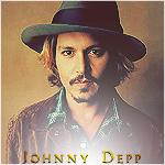 Johnny Depp-icon by YZH619