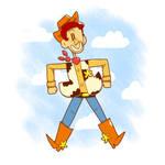 Sheriff Woody Pride