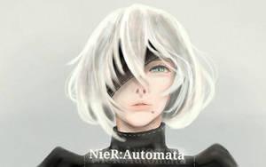 Yorha Unit 2B || NieR:Automata