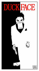 073: Duckface by dunwich7