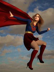 Supergirl by dunwich7
