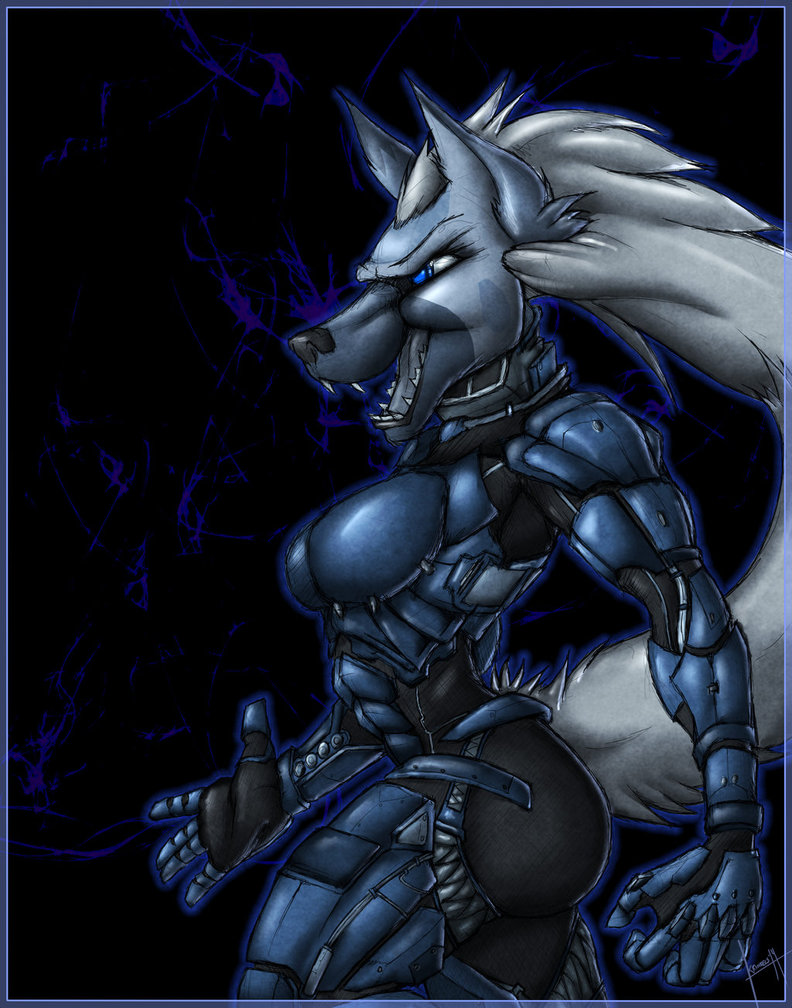 Cyera: Carapace armor by Krinkels-R909