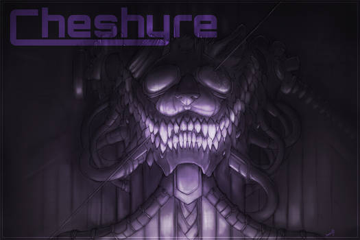 Cheshyre Album art.