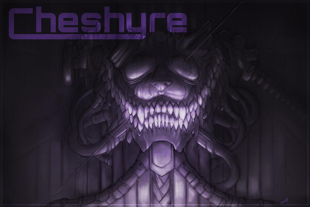 Cheshyre Album Art By Krinkels R909 On DeviantArt