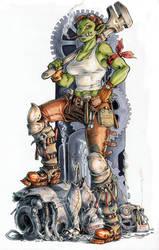 Ork Worker