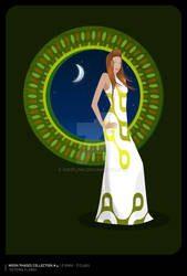 Moon Phases Collection 4