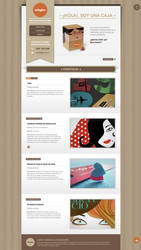 My portfolio by vikifloki