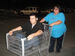 Shopping Cart Rides