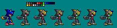 Shard the Metal Sonic Sprite