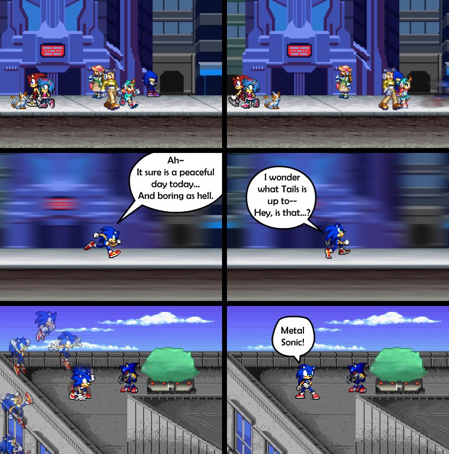 SHMX - Ch. 1 ~ Page 2 by SonicDBZFan4125