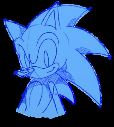 Sonic 01 by SonicDBZFan4125