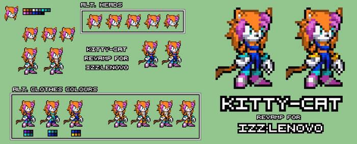 .:Comm:. ~ Kitty-Cat Revamp