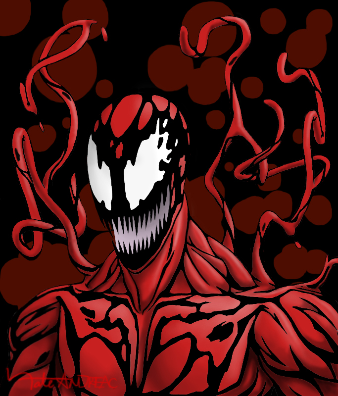 CARNAGE by ANDREAc on DeviantArt