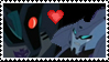 Shocky x Blurr +stamp+ by ANDREAc