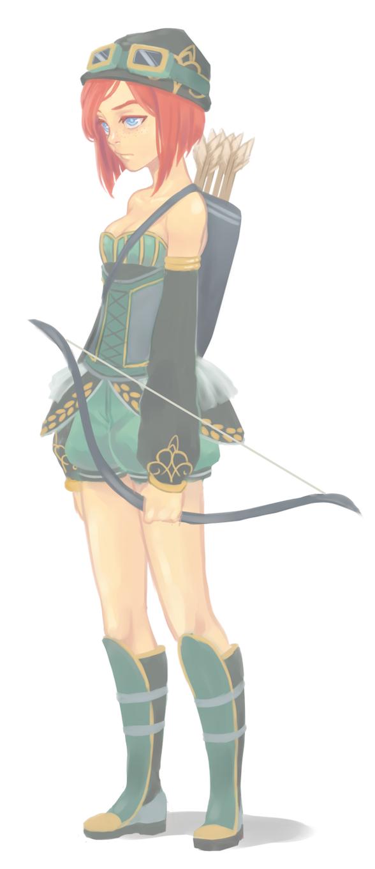 Archer Design by Fishiebug