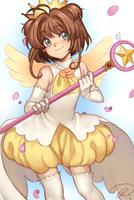 Card Captor Sakura by Fishiebug
