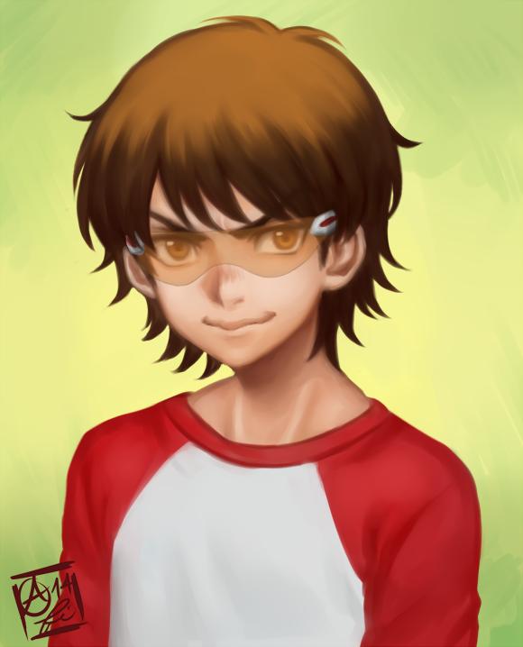 Miyuki Kazuya: Kazuya Miyuki By Fishiebug On DeviantArt