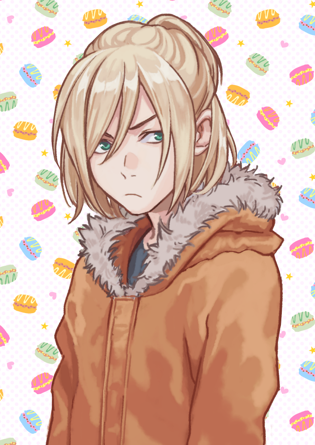 Yurio by Fishiebug