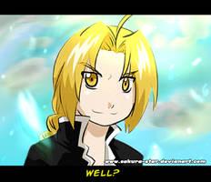 FMA: Edward Elric by Sakura-Star