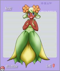 No182: Bellossom by Sakura-Star