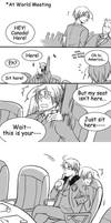 APH: VIP Seat by waterylt