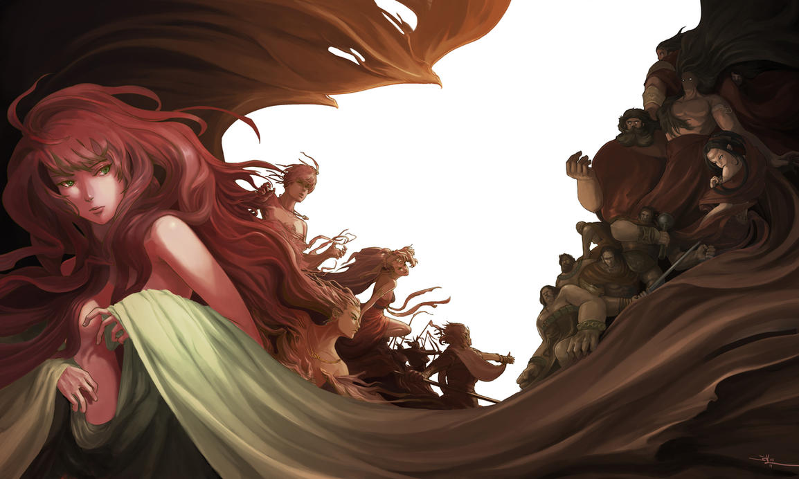 Sita's Burden by Sfin
