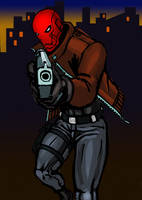 Redhood by AndgIl