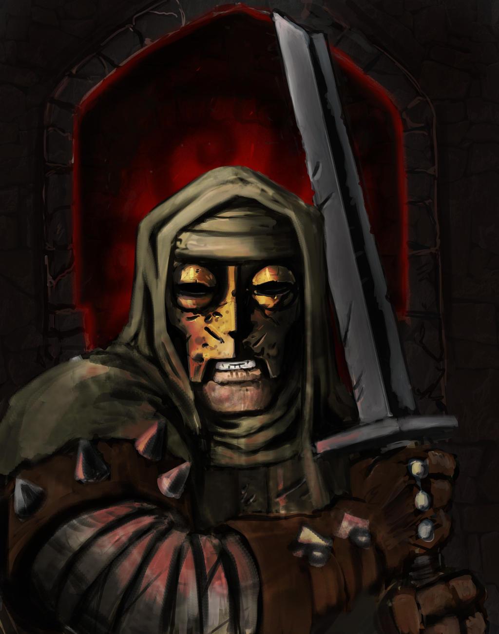 ⚔ SPIRIT BRINGERS:  EL GRAN ASALTO A BEAGALLTACH  ⚔  - Página 4 Darkest_dungeon_by_andgil-d8kv4dk