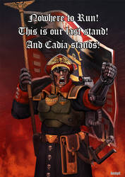 Cadia stands!