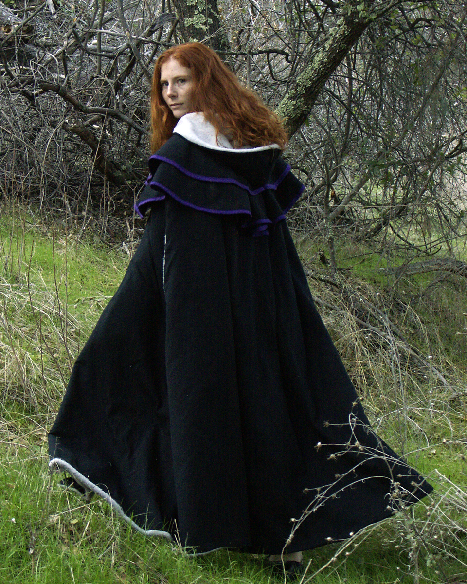 Kyndelfire-Stock: Cloak by Kyndelfire-stock