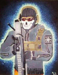 Ghost: Modern Warfare 2