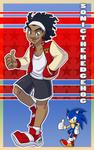 Human!Sonic