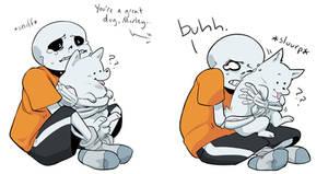 Skeleton Residue