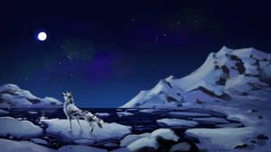 [Artfight] Over the Ice Fields