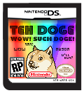 TEH DOGE (For DS) by euamodeus
